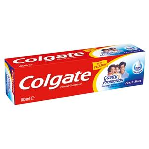 Colgate Cavity protection fresh mint 100 ml zubná pasta