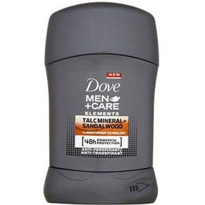 DOVE Men+Care Talc Mineral & Sandalwood 50 ml